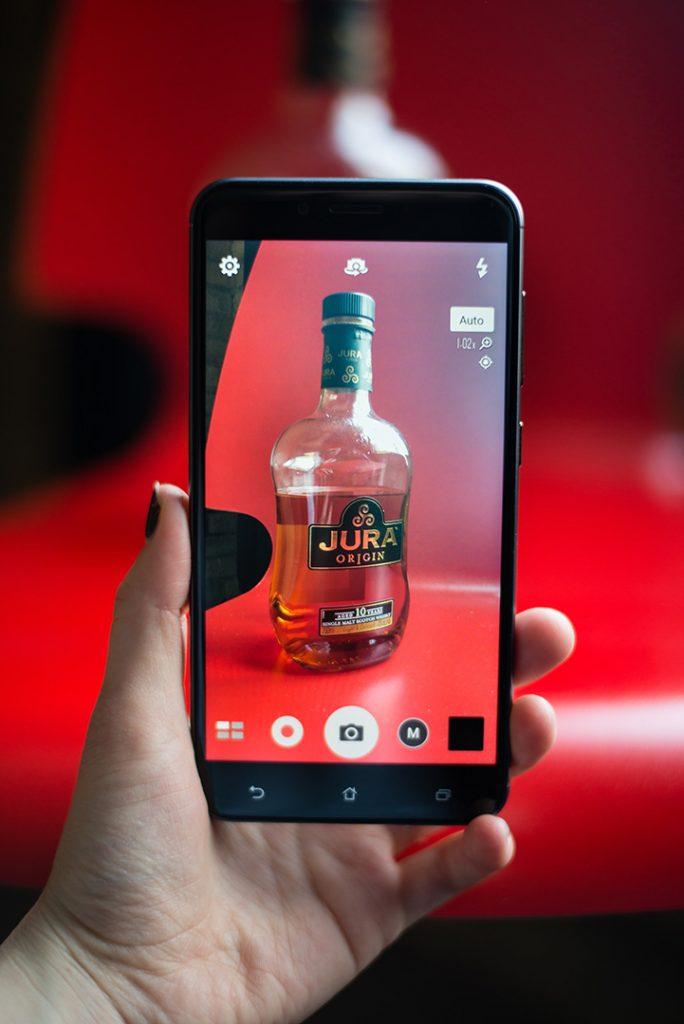 ZenFone 3 Max lumière photo