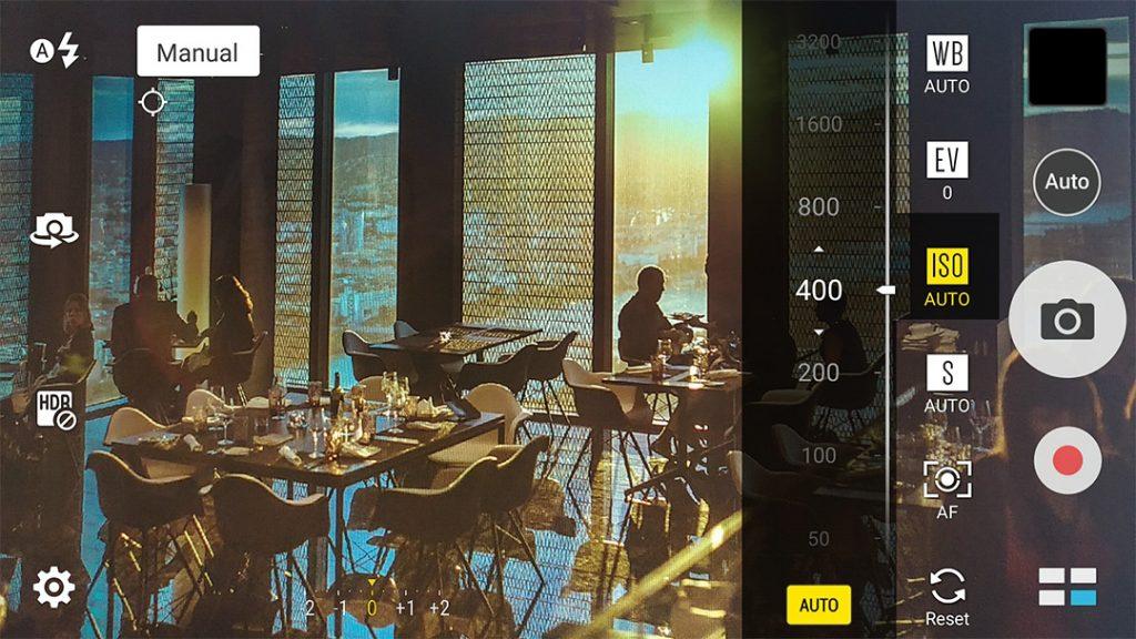 ASUS Zenfone 3 Max ZC553KL photographie lumière faible