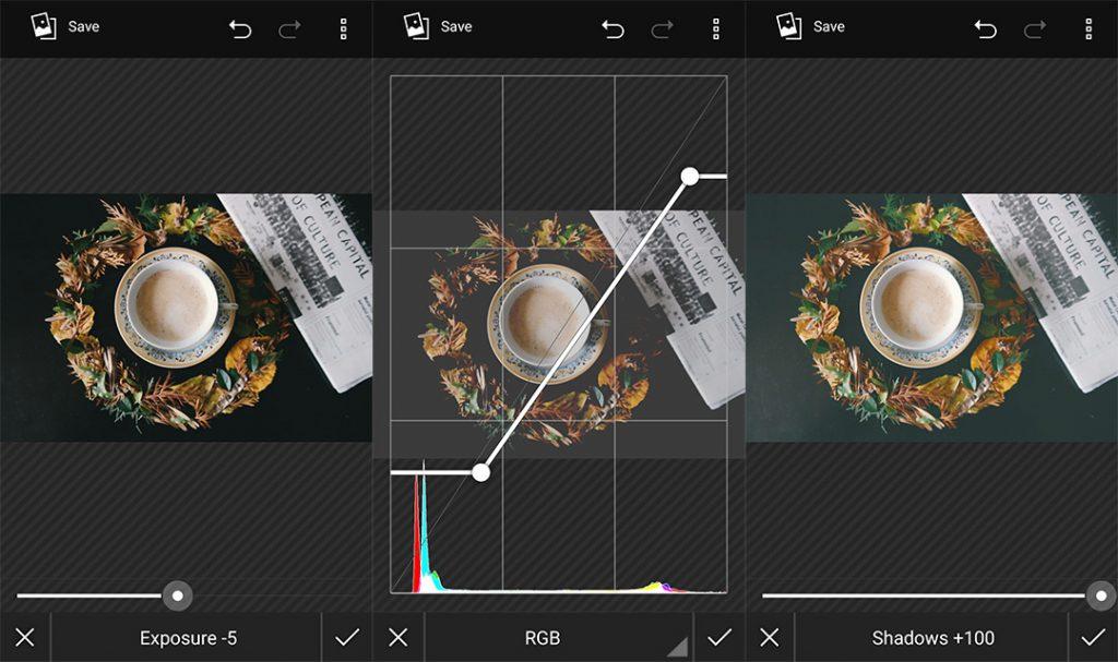 ZenFone 3 Max retouches photo