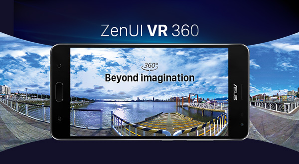 ZENUI VR 360