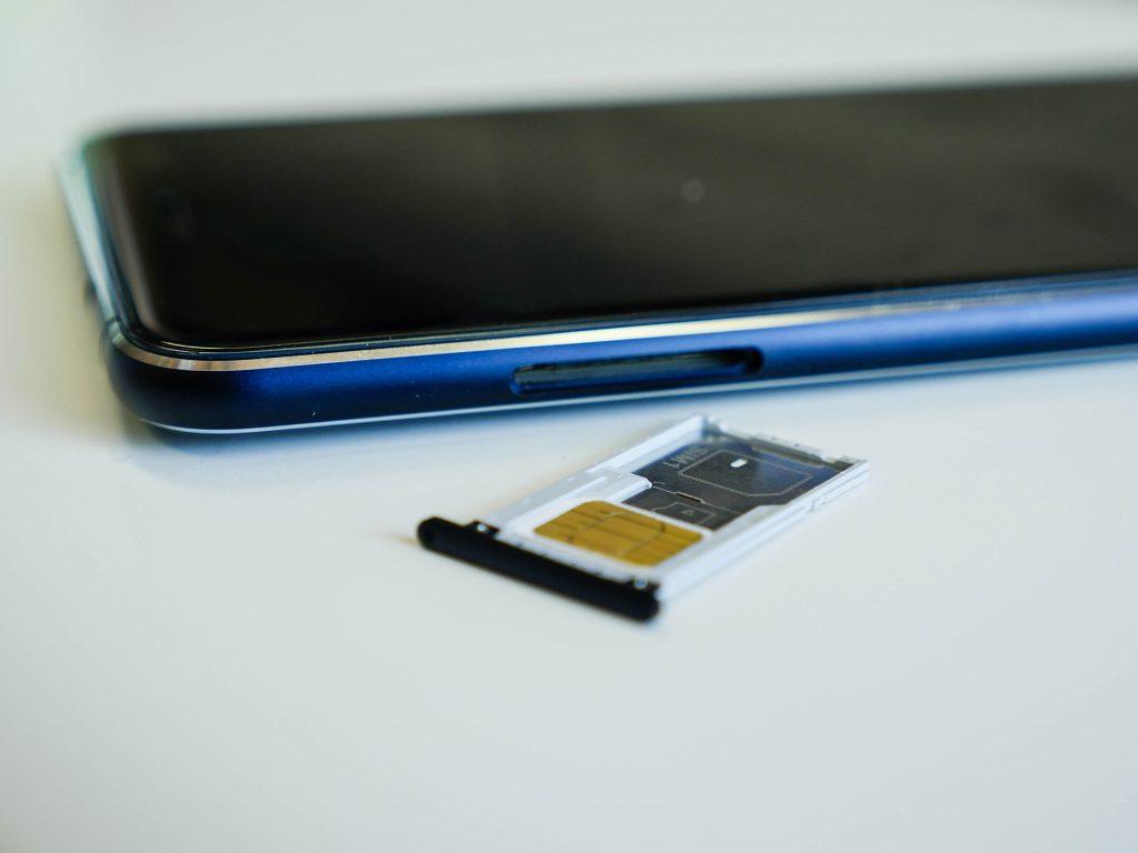 Zenfone 3 carte sim