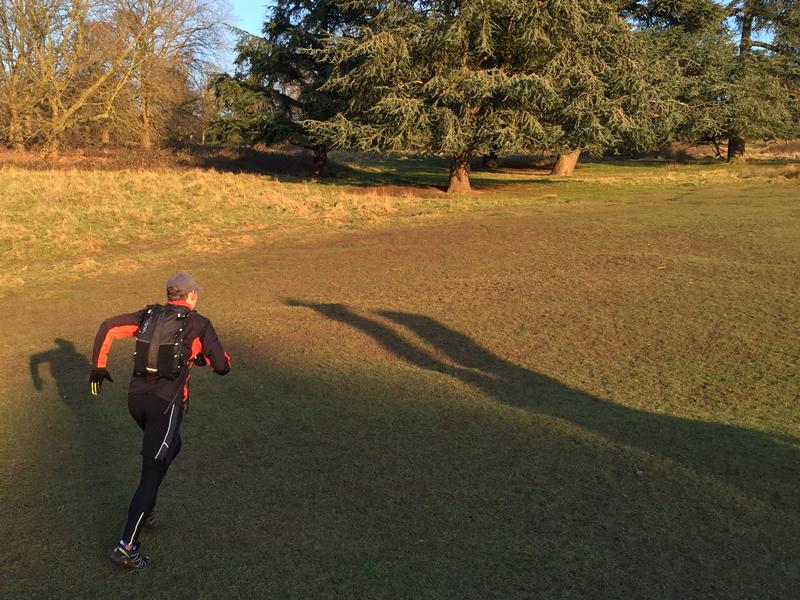 Course solitaire courir sans GPS