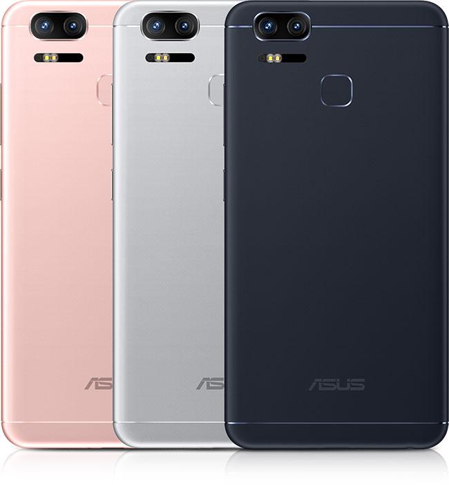 Couleurs Zenfone Zoom S ZE553KL