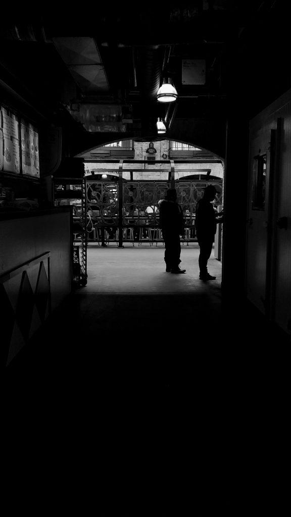 zenfone zoom s photographie noir et blanc courbes